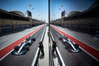 Fotos Test F1 2017 Bahrein Foto 60
