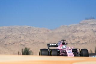 Fotos Test F1 2017 Bahrein Foto 69