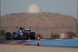 Fotos Test F1 2017 Bahrein Foto 73