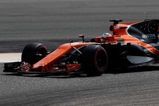 Fotos Test F1 2017 Bahrein Foto 79