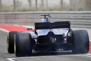Fotos Test F1 2017 Bahrein Foto 84