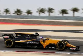 Fotos Test F1 2017 Bahrein Foto 85