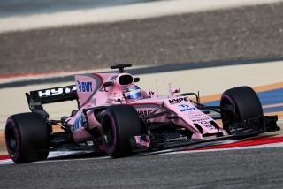 Fotos Test F1 2017 Bahrein Foto 86
