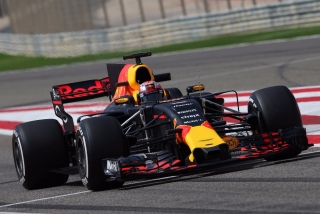 Fotos Test F1 2017 Bahrein Foto 87