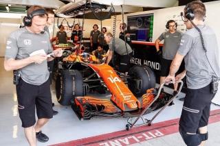 Fotos Test F1 Abu Dhabi Foto 5