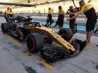 Fotos Test F1 Abu Dhabi Foto 9