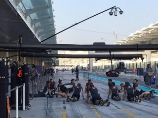 Fotos Test F1 Abu Dhabi Foto 11
