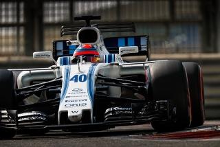 Fotos Test F1 Abu Dhabi Foto 17
