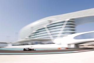 Fotos Test F1 Abu Dhabi Foto 22