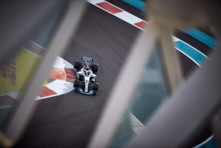 Fotos Test F1 Abu Dhabi Foto 33