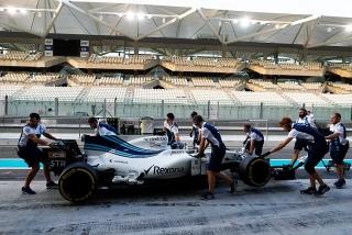 Fotos Test F1 Abu Dhabi Foto 41