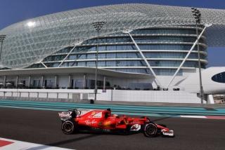 Fotos Test F1 Abu Dhabi Foto 42