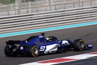 Fotos Test F1 Abu Dhabi Foto 44