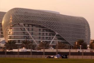 Fotos Test F1 Abu Dhabi Foto 45
