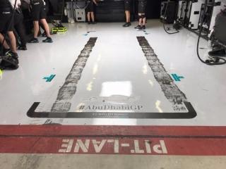 Fotos Test F1 Abu Dhabi Foto 72