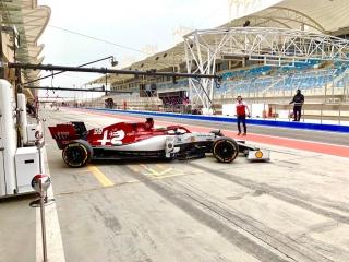 Fotos test F1 Bahréin 2019 Foto 12
