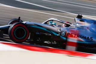 Fotos test F1 Bahréin 2019 Foto 24