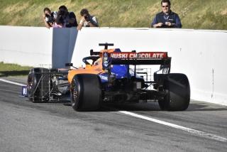 Fotos test F1 Barcelona 2019 - Foto 1