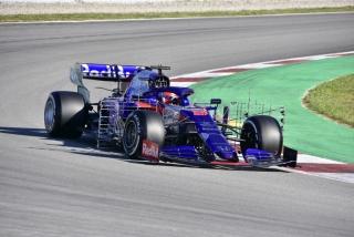 Fotos test F1 Barcelona 2019 - Foto 4