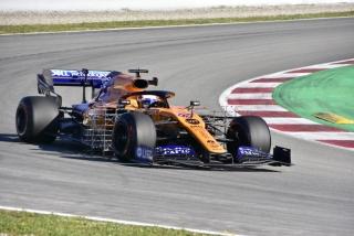 Fotos test F1 Barcelona 2019 - Foto 5