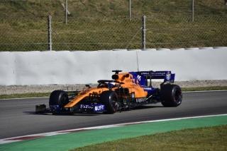 Fotos test F1 Barcelona 2019 - Foto 6