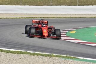 Fotos test F1 Barcelona 2019 Foto 8