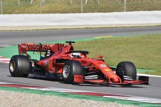 Fotos test F1 Barcelona 2019 Foto 10