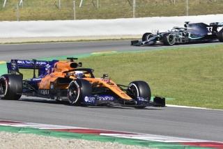 Fotos test F1 Barcelona 2019 Foto 11