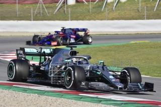 Fotos test F1 Barcelona 2019 Foto 13