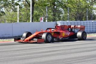 Fotos test F1 Barcelona 2019 Foto 20