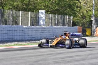 Fotos test F1 Barcelona 2019 Foto 21