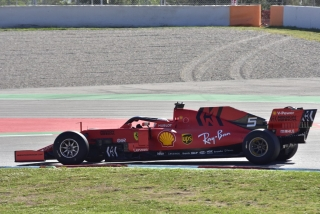 Fotos test F1 Barcelona 2019 Foto 22