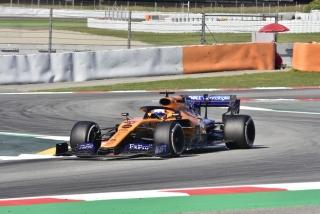 Fotos test F1 Barcelona 2019 Foto 23