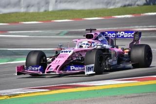Fotos test F1 Barcelona 2019 Foto 24