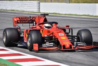 Fotos test F1 Barcelona 2019 Foto 31