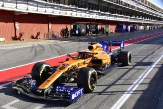 Fotos test F1 Barcelona 2019 Foto 45