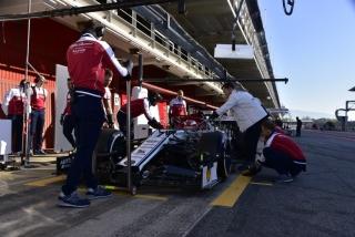 Fotos test F1 Barcelona 2019 Foto 46