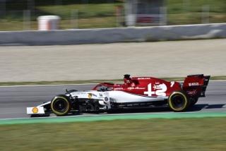 Fotos test F1 Barcelona 2019 Foto 57