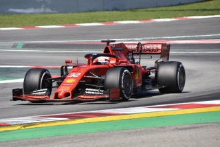 Fotos test F1 Barcelona 2019 Foto 62