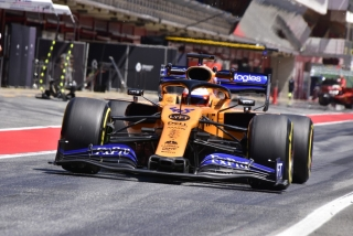 Fotos test F1 Barcelona 2019 Foto 69