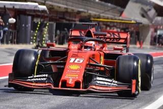Fotos test F1 Barcelona 2019 Foto 70