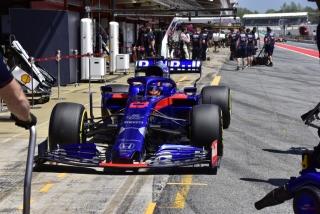 Fotos test F1 Barcelona 2019 Foto 72