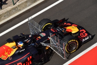 Foto 1 - Fotos test F1 Hungría 2018