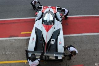 Fotos test Fernando Alonso con Toyota en Portimao - Foto 3
