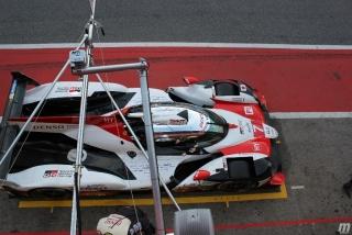 Fotos test Fernando Alonso con Toyota en Portimao - Foto 6