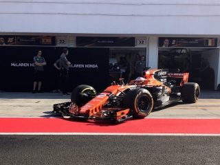 Fotos test F1 Hungría 2017 Foto 14