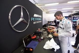 Fotos test F1 Hungría 2017 Foto 34