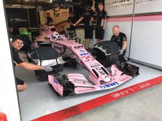 Fotos test F1 Hungría 2017 Foto 49