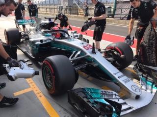 Fotos test F1 Hungría 2017 Foto 53