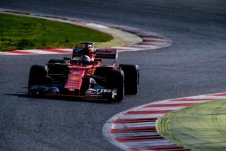 Foto 3 - Fotos test pretemporada F1 2017